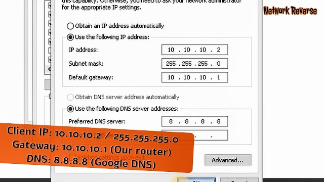 How to build Linux Router with Ubuntu Server 20.04 LTS