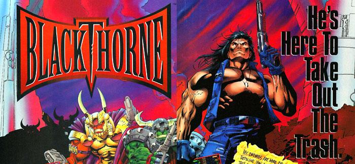 Blackthorne BlackHawk Blizzard