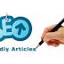 8 Cara Menulis Artikel Yang SEO Friendly