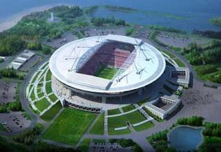 Lviv: Nuevo Estadio de Lviv