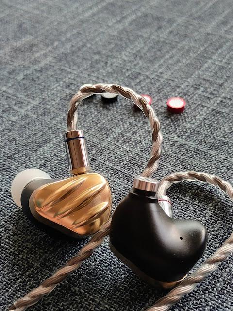 BGVP NS9 可換調音管2動圈7動鐵高音質 圈鐵入耳式機 - 16