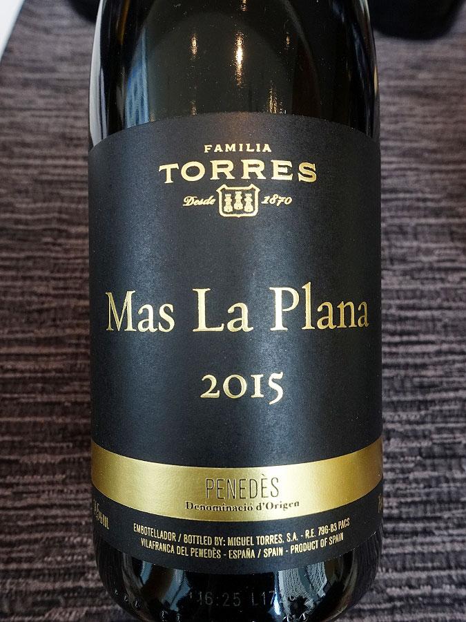Torres Mas La Plana Cabernet Sauvignon 2015 (92 pts)