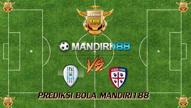 AGEN BOLA - Prediksi S.P.A.L. 2013 vs Cagliari 17 September 2017