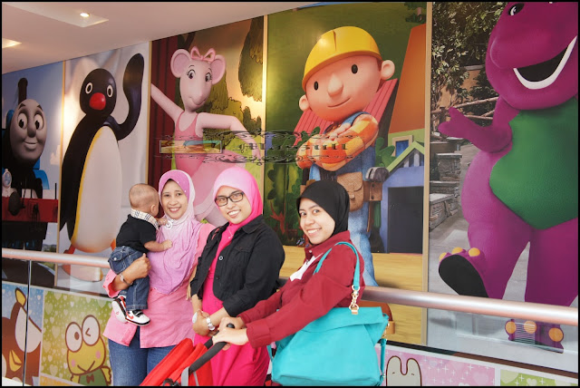 Di Hello Kitty Town Park Part 2