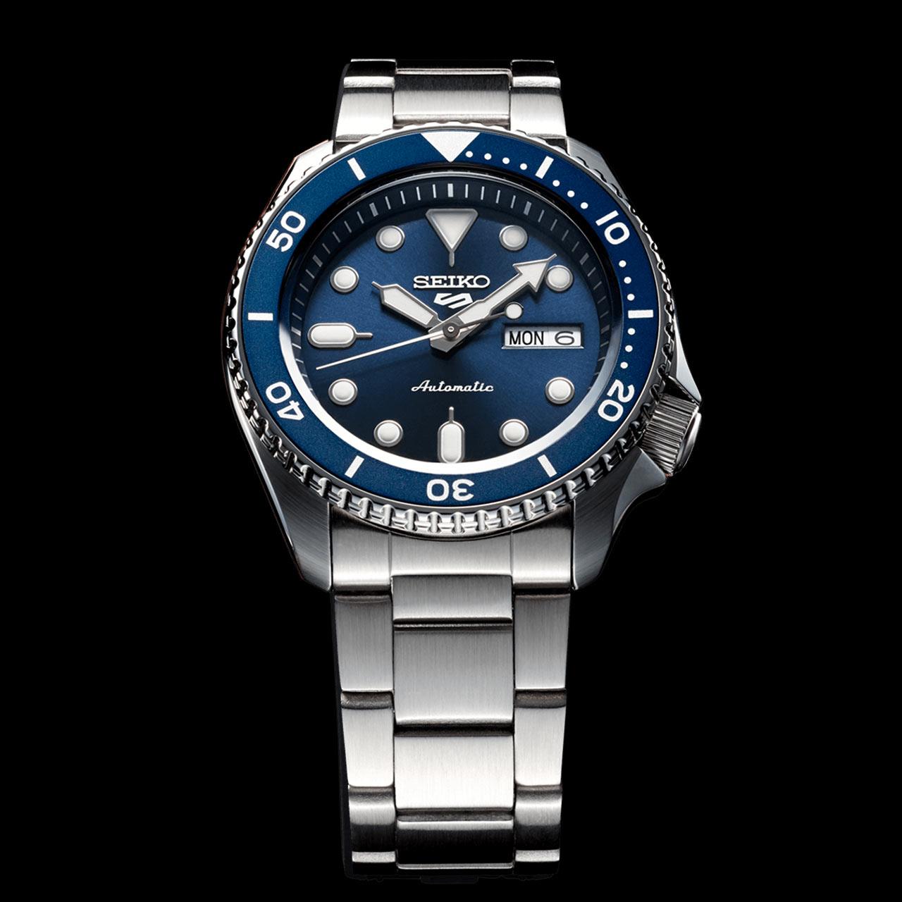 Seiko - New Seiko 5 Sports Collection   Time and Watches ...