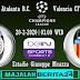 Prediksi Atalanta vs Valencia — 20 Februari 2020