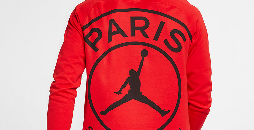 New Red Black Jordan Psg 2019 Squad Top Leaked Footy Headlines