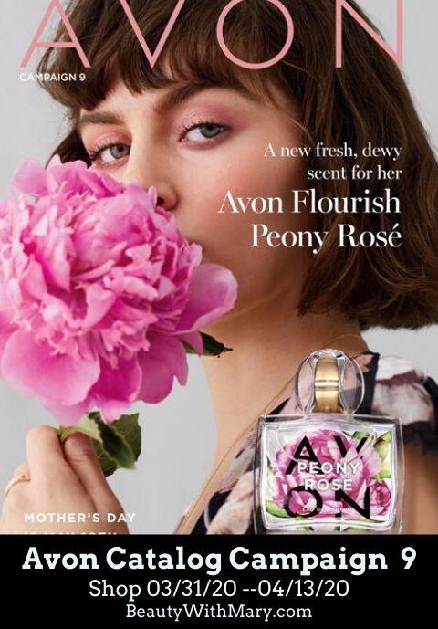 Avon Catalog April 2020