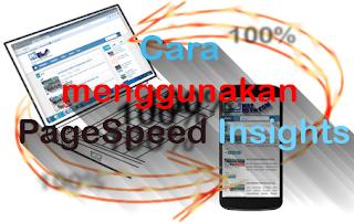 Cara menggunakan PageSpeed Insights Agar situs lebih mobile friendly