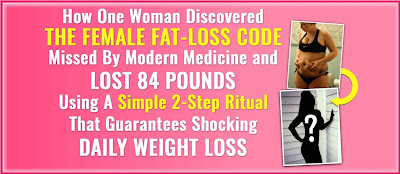 Female fat Loss trick, lose weight fast