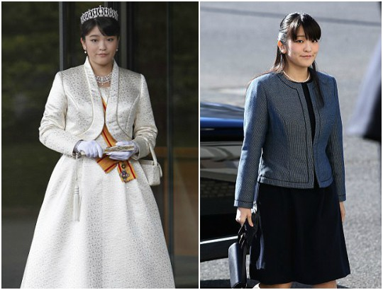 Japanese princess to give up her crown to marry a commoner