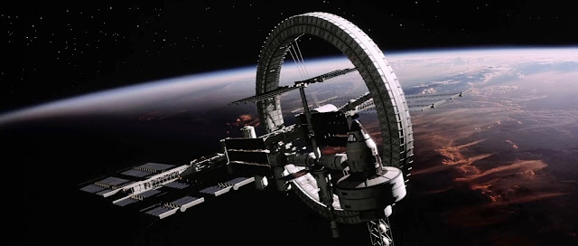 World Space Station - Mission to Mars movie image