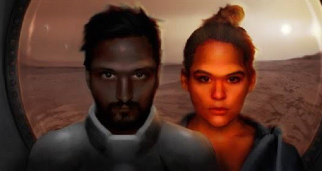 Loài người biến đổi thế nào sau 1000 năm thuộc địa sao Hỏa
