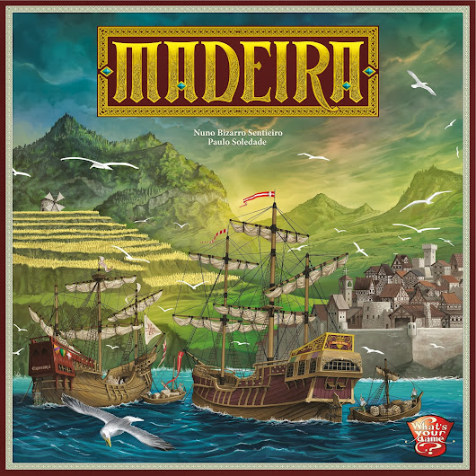 Madeira wins Golden Elephant Heavy Game of the Year 13 !
