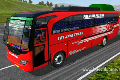 Mod Bus New Marcopolo Mercy [Kuler]