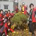 꽃으로 물드는 광명시, '시민 참여 꽃 심기 활발'