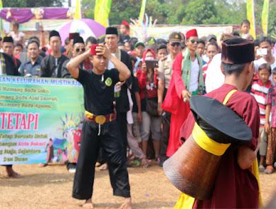 Festival Dondang dan Adu Bedug Mustika Jaya Bekasi