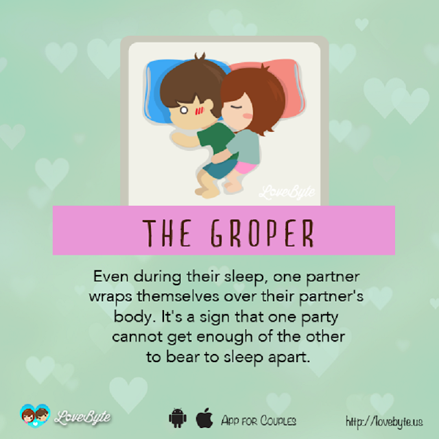 Did You Know Your Sleeping Position Will Reveal Something About Your Relationship? Read It Here!