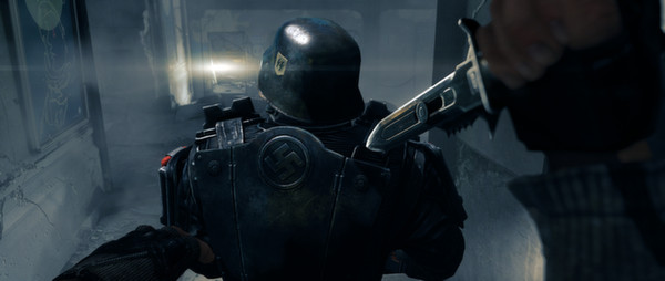 Download Wolfenstein The New Order  PC