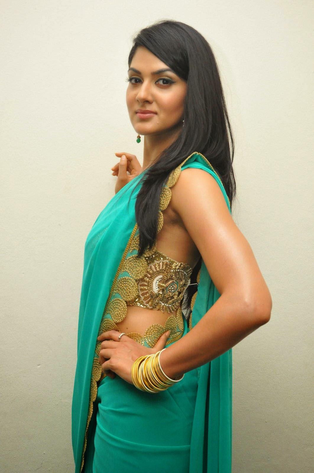 sakshi-chaudhary-saree-photos