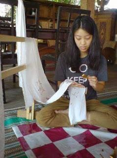 belajar teori pembuatan batik