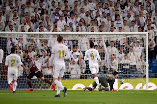 Real Madrid 2-2 Celta: Madrid only 1 point ahead of Barca after conceding late