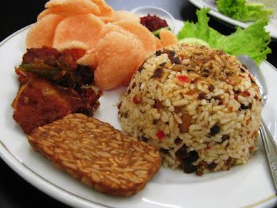 Resep Makanan Nasi Tutug Oncom Khas Sunda