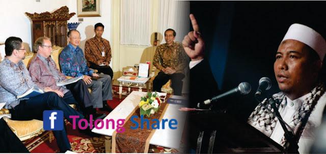 Ketua HTI Sebut: Justru Presiden Yang Mengundang Penjajah Datang Ke Indonesia