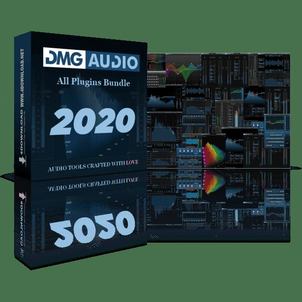 DMG Audio All Plugins Bundle 2020.02.27 Full version