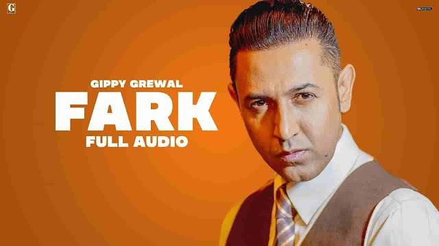 Fark Lyrics in Punjabi and English Fonts - Gippy Grewal