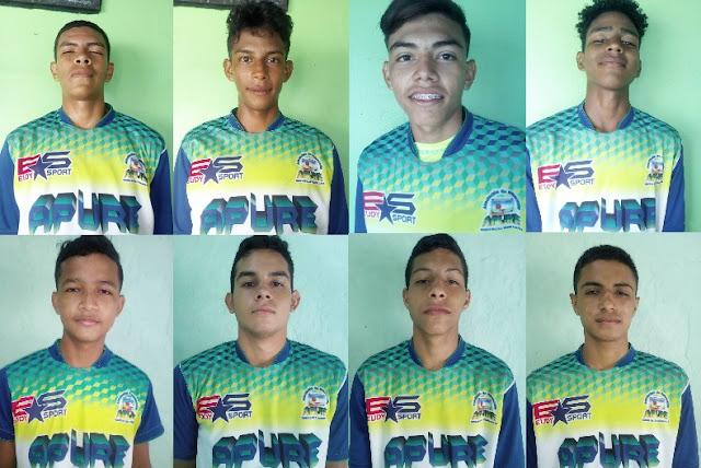 APURE: Selección de Baloncesto lista para Nacional U17 en Distrito Capital.