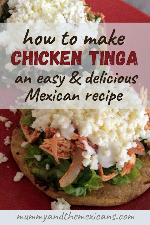 How to Make Chicken Tinga - An easy and delicious Mexican recipe