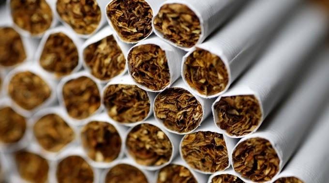 Húszmilliós cigarettaszállítmányt rejtegetett egy nő Esztergomban