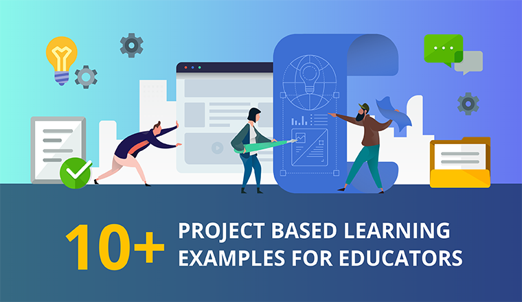 10+ Project Based Learning Examples for Educators #infographic