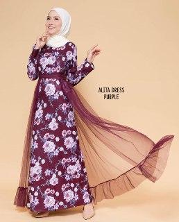ALITA DRESS