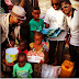 P-Square gives back to society in Niger Republic (PHOTOS)