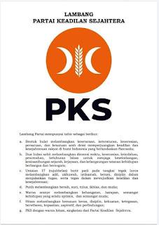 Makna logo dan warna PKS