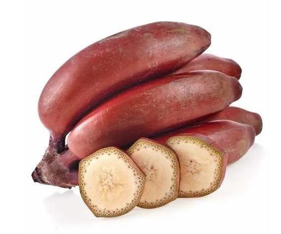 Banana Roxa: Você conhece?