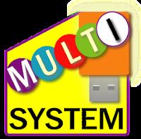 Multiboot live-usb dengan Multisystem-USB
