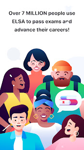 للتحدث بالانجليزية بطلاقة - تطبيق ELSA Speak - تحدث مثل مثل الأمريكي - رابط  تحميل من جوجل بلاي وابل ستور
