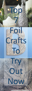 7 Foil Crafts To Try Out Now