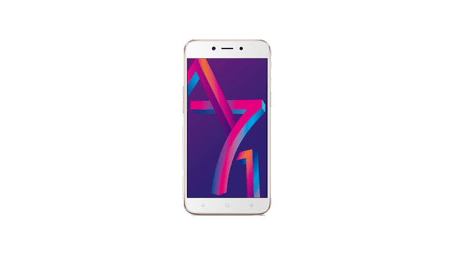 Firmware Oppo A71 (2018) CPH1801 Qualcomm