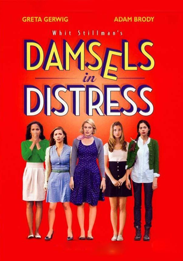 Damsels in Distress [2011] [DVDR] [NTSC] [Latino]