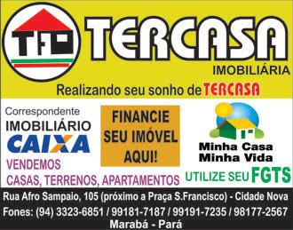TERCASA - MARABÁ/PA -- CONFIRA FOTOS