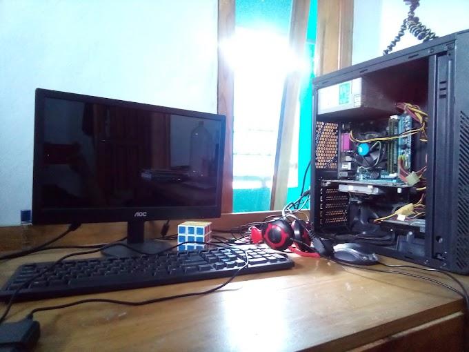 Mengatasi Komputer Tidak Booting