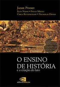 livro o ensino de história jaime pinsky