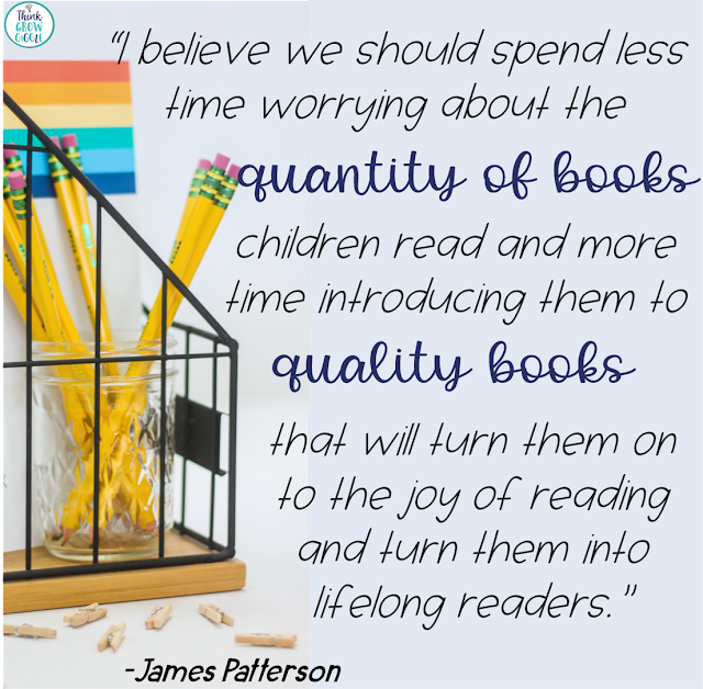 teacher quote about reading