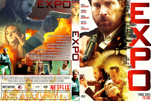 Expo DVD Cover