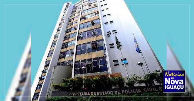 Policial Militar é preso durante operação contra milícia em Nova Iguaçu