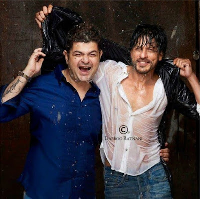 Shah Rukh Khan shoot for Dabboo Ratnani 2016 Calendar